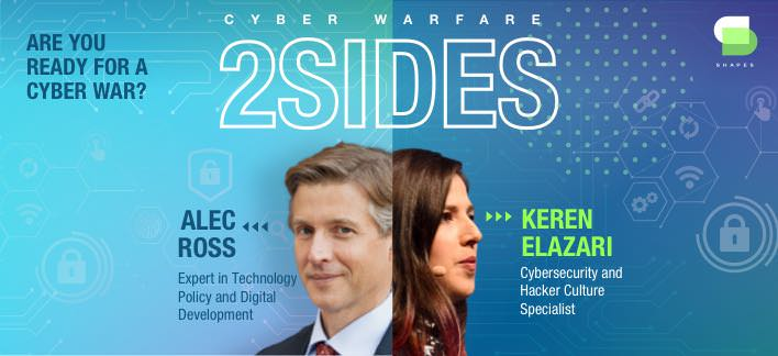 Te Interessa - The Cyber Conflicts that will define the next five years