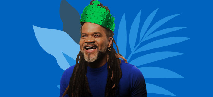 Notícias - Segurança - Carlinhos Brown will make live for children with messages about electrical safety